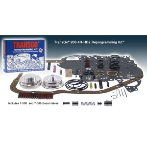TransGo 2004R Reprogramming Kit 200-4R-HD2 1981-On For Chevy Buick 200R4 Shift
