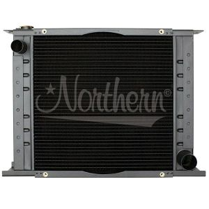 Case 60XT & 70XT Skid- Steer Radiator 386913A2, 386915A2, 386911A1, 379022A1