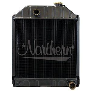 Ford 2-3-4-5000 AG Radiator C7NN8005H, E0NN8005MD15M, E0NN8005MA15M, E0NN8005KA15M, E0NN8005LA15M, E