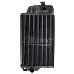 John Deere 410 AG Radiator AR48171, AT38583, AT32591, AT32589