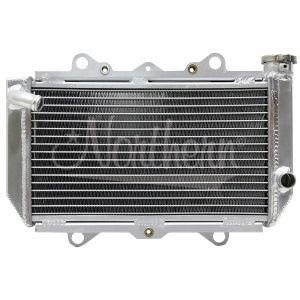 Yamaha 06-13 YFZ450 Radiator All Aluminum 5TG124610000, 5TG124611000