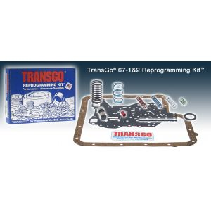 Ford  C6: 1967-96 (Except Diesel) Reprogramming Kit