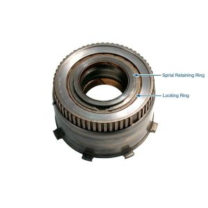 Spiral Ring Kit,AOD/E/4R70/75W Intermediate Clutch