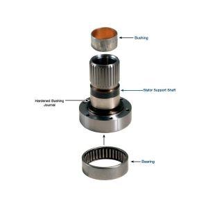 Stator Support Shaft, AXOD/E/4S/4N/4F50N 86-03
