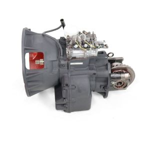 Transmission with differential and Torque converter (F310007G)