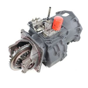 Transmission with differential and Torque converter (F310006G)