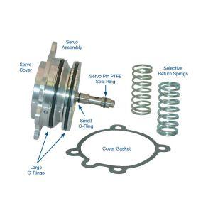 Servo Kit, C6 R Code