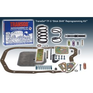 Torqueflite: All RWD 3-Speeds 1966-On (Stick-Shift) Reprogramming Kit