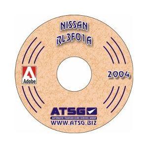 ATSG Nissan RL3FO1A Tech Manual 1982-1992