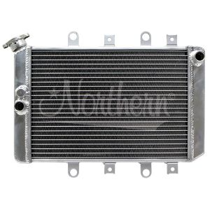 Yamaha 07-08 Grizzly 700 Radiator All Aluminum 3B41240A0000, 3B41240A1000
