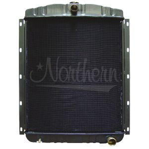 GMC Power Unit Radiator 2 7/8in THICK