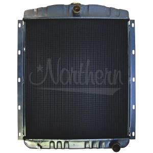 GMC Power Unit Radiator 3 1/2in THICK